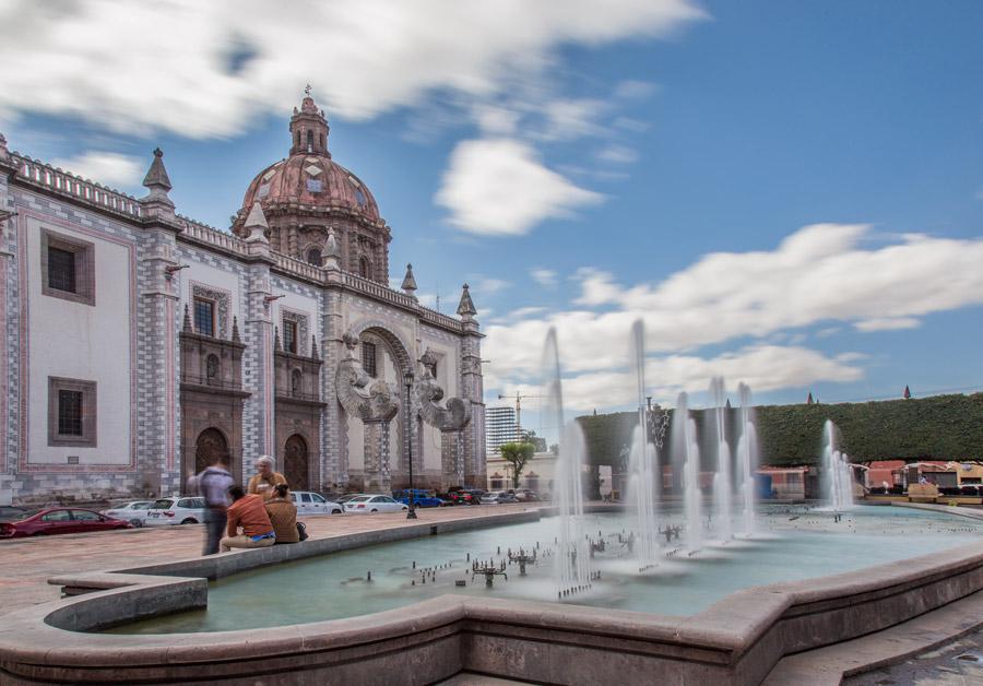Sulle tracce di santa Rosa in Messico