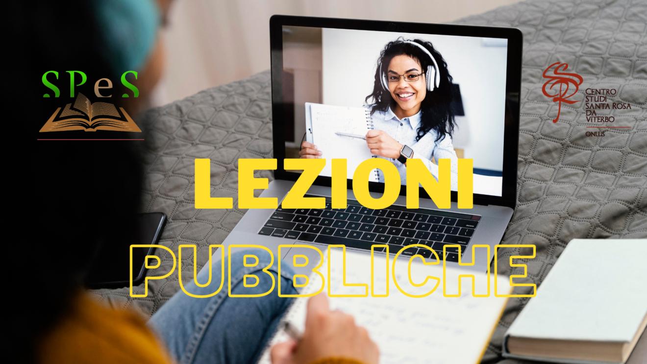 Lezioni pubbliche